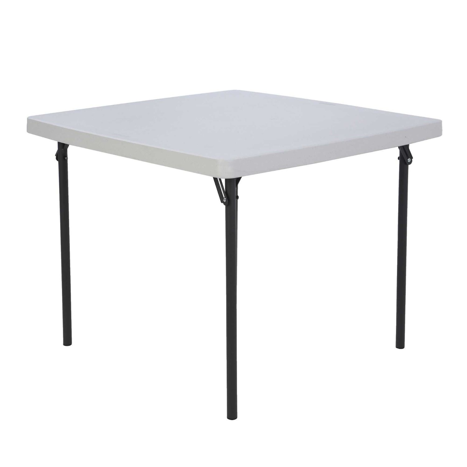 White Square Table