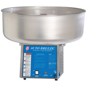 Cotton Candy Machine, Auto Breeze