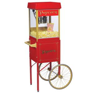 mobile popcorn cart