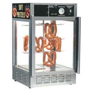 pretzel warmer