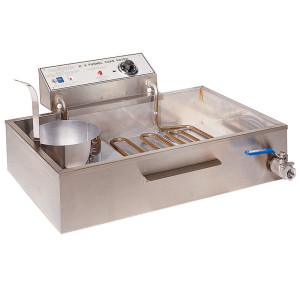 shallow funnel cake fryer