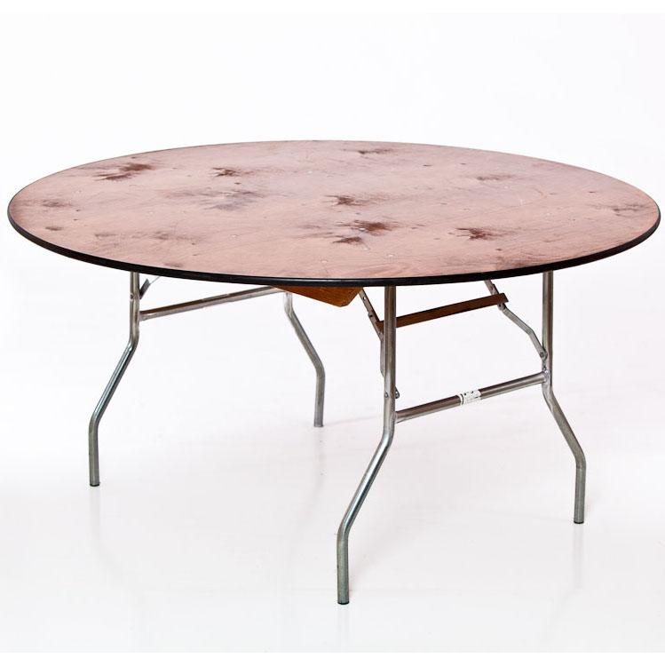 Round Table 48u2033, 60u2033, 72u2033 Diameter