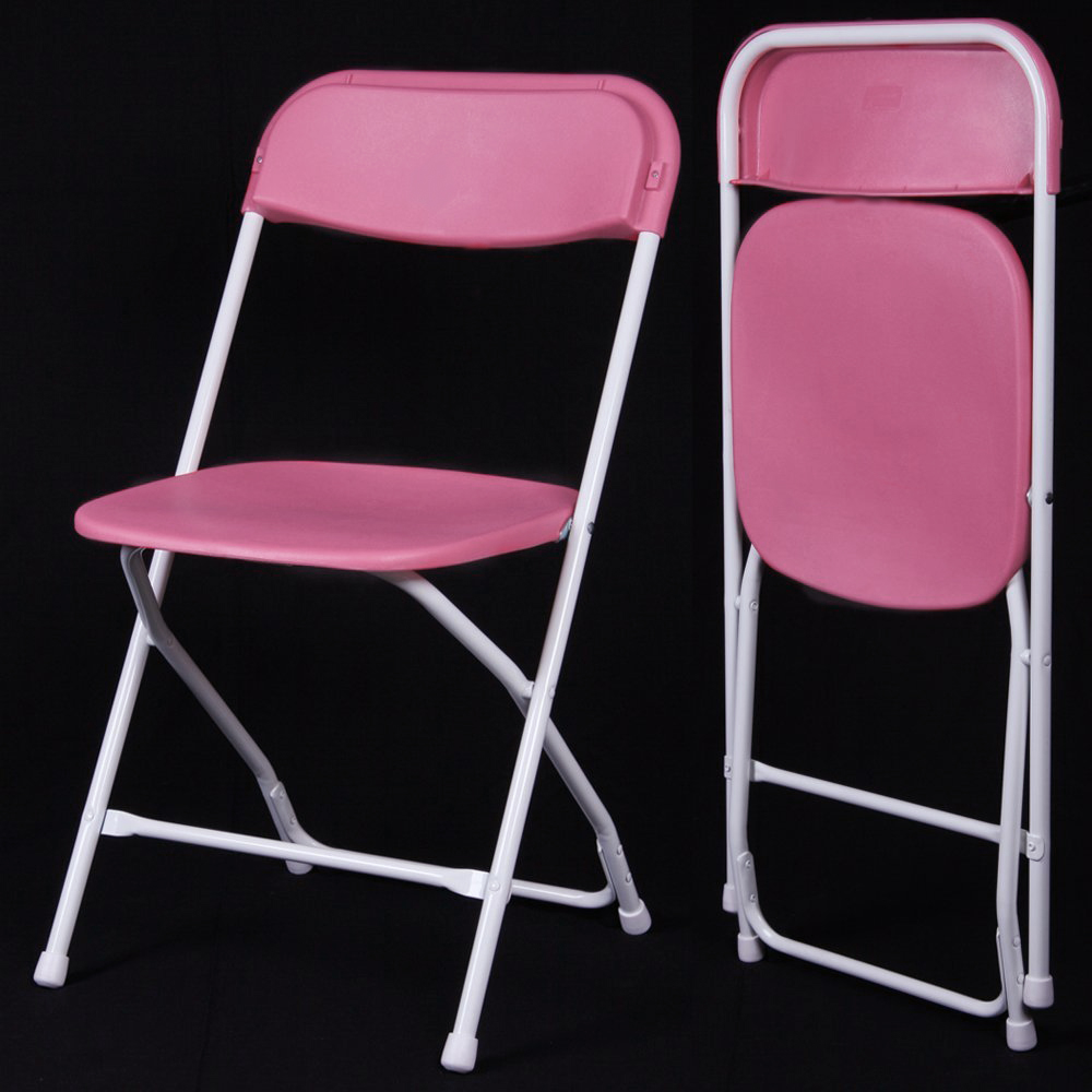 Pink Folding Chair American Party RentalAmerican Party Rental