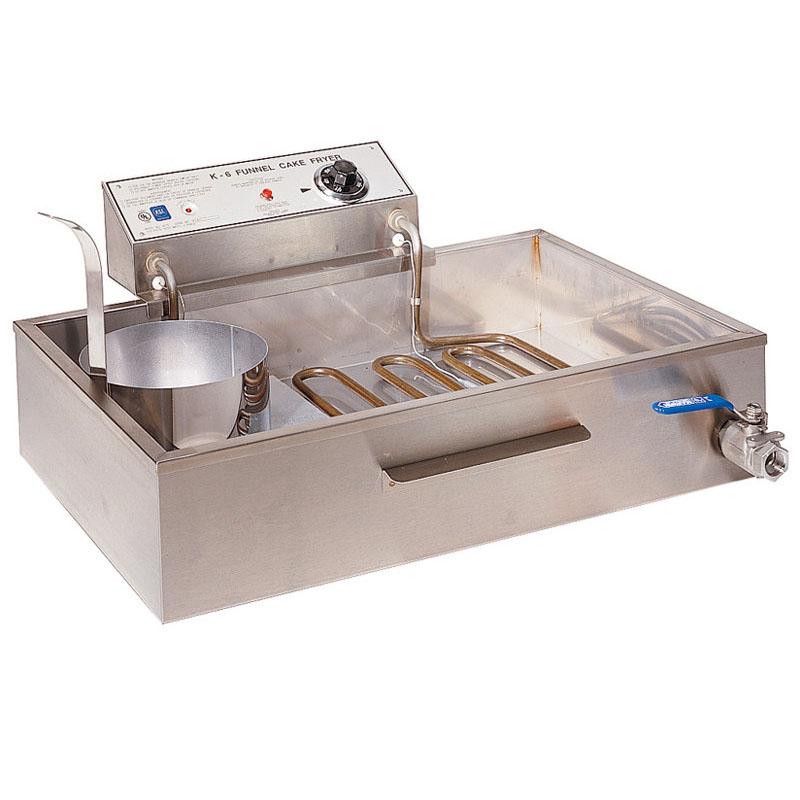 funnel cake machine rentals