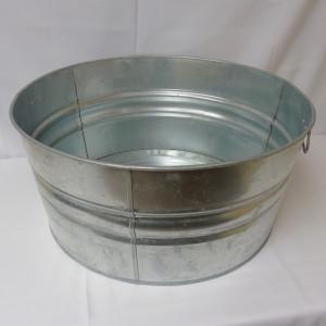 15 gal washtub