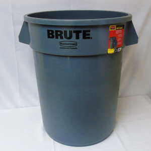 32 gal trash container