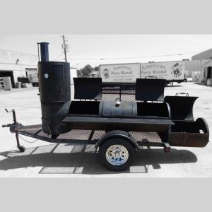 BBQ grill:smoker