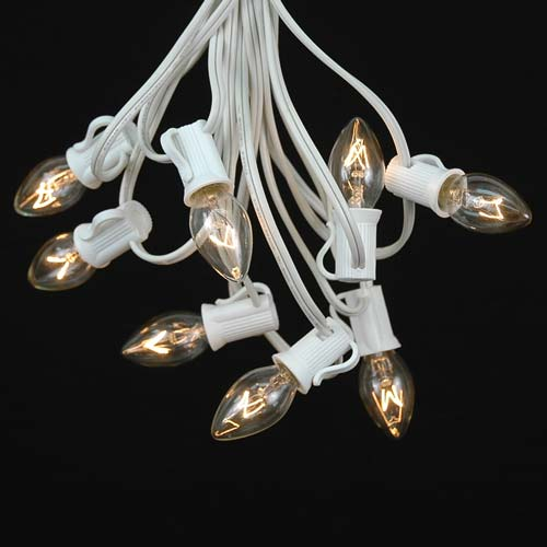 String Lights 50ft., 7 Watts - American Party RentalAmerican Party Rental