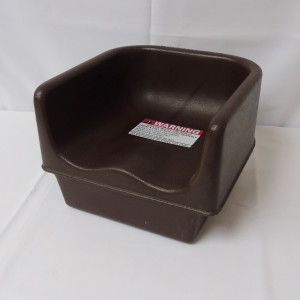 booster chair plastic