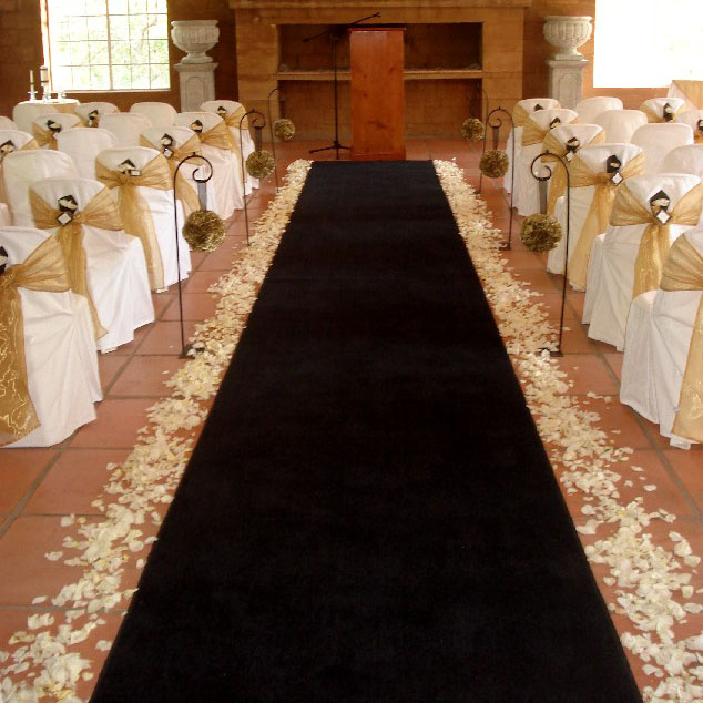 home weddings accessories wedding extras aisle carpet runners