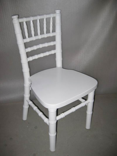 white chiavari chair american party party rental